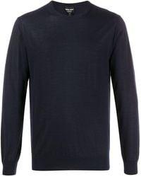 Giorgio Armani カシミア セーター - ブルー