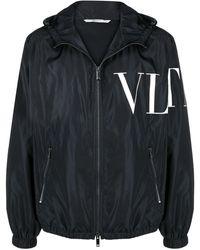 Valentino ライトジャケット - ブルー