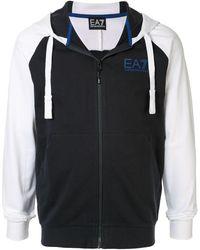 EA7 - ロゴ パーカー - Lyst