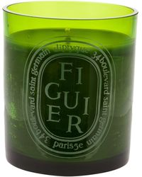 Diptyque Figuir Vert キャンドル - グリーン