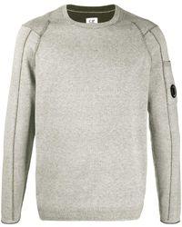 C.P. Company クルーネック スウェットシャツ - グレー