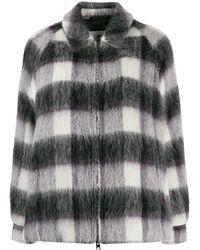 Woolrich チェックジャケット - マルチカラー