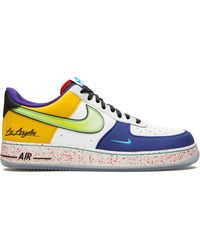 Nike - Air Force 1 '07 Lv8 What The La スニーカー - Lyst