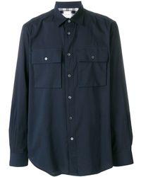 Paul Smith - Camicia con manica lunga - Lyst