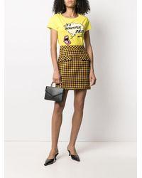 Love Moschino - グラフィック Tシャツ - Lyst