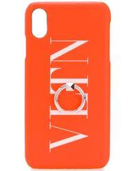 Valentino Garavani - Iphone Xs Max ケース - Lyst
