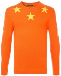 Guild Prime - Stars Knit Sweater - Lyst