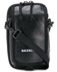 Balenciaga Сумка Через Плечо Explorer - Черный