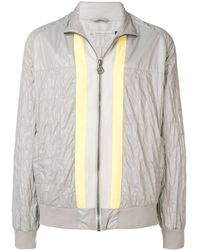 PUMA Crinkled Lightweight Jacket - グレー
