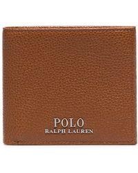 Polo Ralph Lauren Бумажник С Логотипом - Коричневый