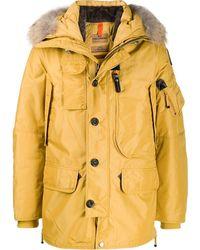 Parajumpers Kodiak Parka Coat - Yellow