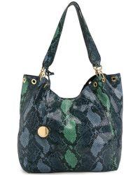 L'Autre Chose - Patterned Shoulder Bag - Lyst