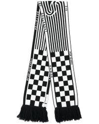 Proenza Schouler - Pswl Checkerboard Knit Scarf - Lyst