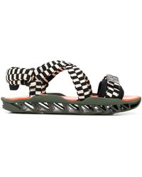 Camper 'Together Himalayan Willhelm' Sandalen - Schwarz