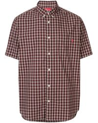 Supreme Button Down Work Shirt - Multicolour