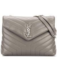Saint Laurent - Medium Loulou Chain Bag - Lyst