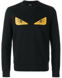 Fendi - Bag Bugs Sweatshirt - Lyst