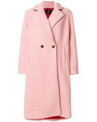 PS by Paul Smith - Tailored Buttoned Coat - Lyst