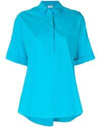 Akris - Boxy Shirt - Lyst