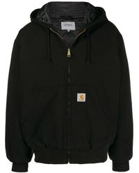 Carhartt WIP Og Active フーデッドジャケット - ブラック