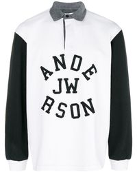 JW Anderson Rugby ポロシャツ - マルチカラー