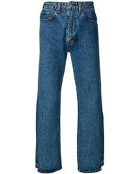 Levi's - Distorted Straight Leg Jeans - Lyst
