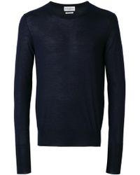 Ballantyne - Lightweight Crew Neck Sweater - Lyst