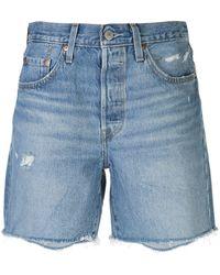Levi's Shorts 501 - Blu