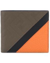 Fendi - モノグラム財布 - Lyst