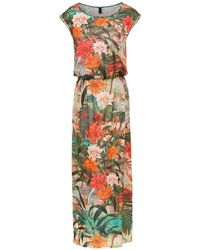 Lygia & Nanny Tevy Floral Maxi Dress - Multicolour