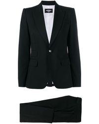 DSquared² Zweiteiliger Anzug - Schwarz