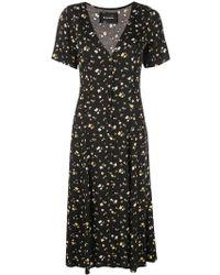 Reformation - Платье Locklin - Lyst