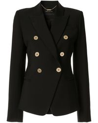 Camilla & Marc - Double Breasted Blazer - Lyst