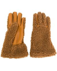 Stella McCartney - Panelled Gloves - Lyst