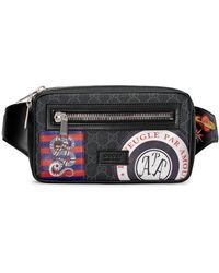 Gucci - Patch Hip Pack - - Lyst