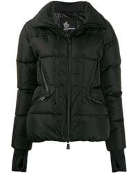 3 MONCLER GRENOBLE Padded Jacket - Black