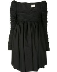 Khaite The Sueanne ドレス - ブラック