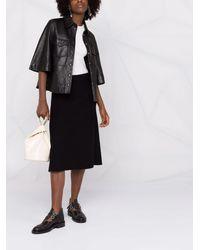 Filippa K Elba Aライン スカート - ブラック