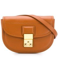 3.1 Phillip Lim - Mini sac banane Pashli Saddle - Lyst