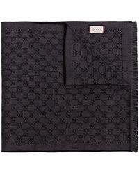 Gucci - Écharpe à motif monogrammé - Lyst