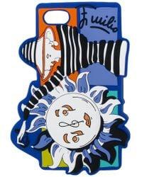 Emilio Pucci - Graphic Phone Case - Lyst