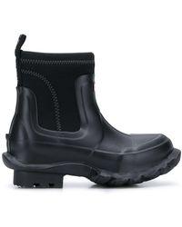 Stella McCartney X Hunter Rain Boots - Black