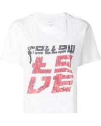 Current/Elliott グラフィック Tシャツ - マルチカラー
