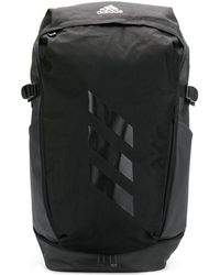 adidas - Textured Logo Backpack - Lyst