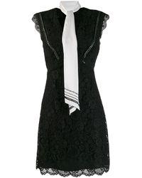 Pinko Ninnare レース ドレス - ブラック