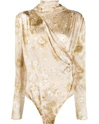 Magda Butrym Favara Body Suit - Multicolour