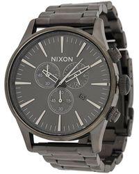 Nixon Chrono Watch - Gray