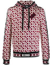 Dolce & Gabbana - Dg King パーカー - Lyst