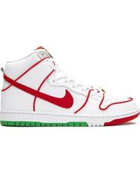 Nike Кроссовки Sb Dunk High 'paul Rodriguez' - Белый