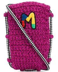 M Missoni Сумка Через Плечо С Вышитым Логотипом - Многоцветный